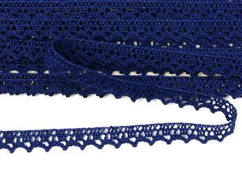 Bobbin lace No. 75633 dark blue | 30 m - 3