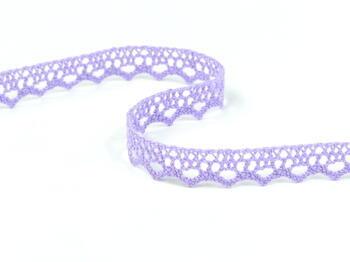 Paličkovaná krajka vzor 75633 purpurová III. | 30 m - 3