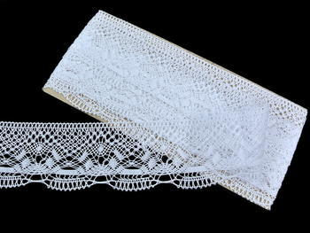 Bobbin lace No. 81805 white | 30 m - 3