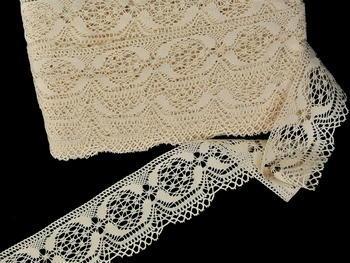 Bobbin lace No. 81831 ecru | 30 m - 3
