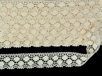 Bobbin lace No.  82099 ecru | 30m - 3
