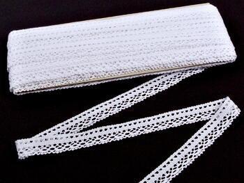 Bobbin lace No. 82151 white | 30 m - 3