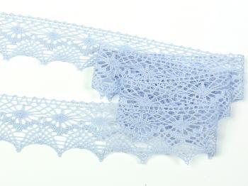 Bobbin lace No. 82157 light blue | 30 m - 3