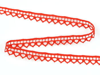 Bobbin lace No. 82195 red | 30 m - 3