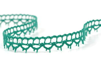 Bobbi lace No. 82226 light green | 30 m - 3