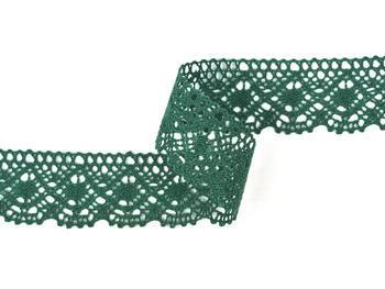 Bobbin lace No. 82231 dark green | 30 m - 3