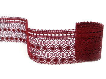 Bobbin lace No. 82240 red bilberry   30 m - 3