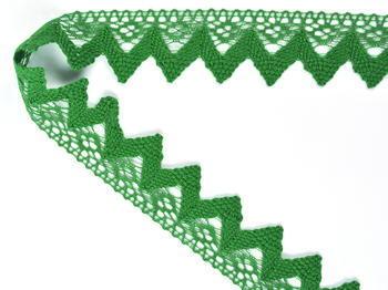 Bobbin lace No. 82334 grass green   30 m - 3