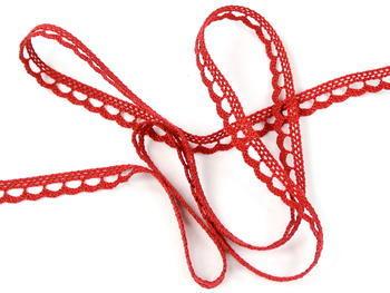 Bobbin lace No. 73012 light vinaceous   30 m - 4