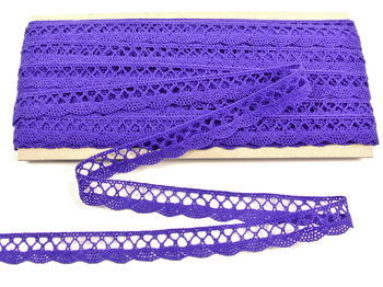 Bobbin lace No. 75428/75099 purple | 30 m - 4