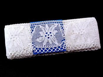 Bobbin lace No. 75115 white | 30 m - 4