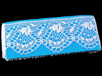 Bobbin lace No. 75116 white | 30 m - 4