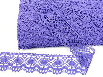 Bobbin lace No. 75238 purple II.| 30 m - 4