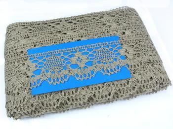 Bobbin lace No. 75253 natural linen | 30 m - 4