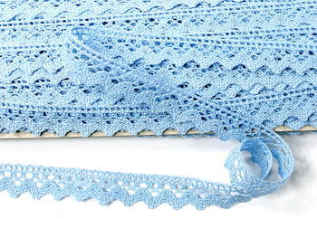 Bobbin lace No. 75259 light blue II. | 30 m - 4