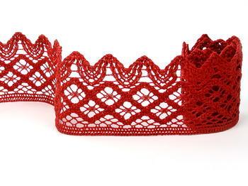 Bobbin lace No. 75293 light vinaceous | 30 m - 4