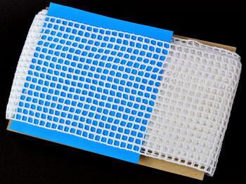 Paličkovná vsadka vzor 75322 bílá | 30 m - 4