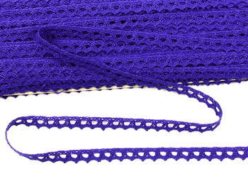 Bobbin lace No. 75361 purple | 30 m - 4