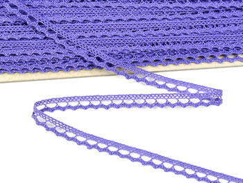 Bobbin lace No.75397 purple II. | 30 m - 4
