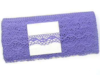 Bobbin lace No. 75416 purple II. | 30 m - 4