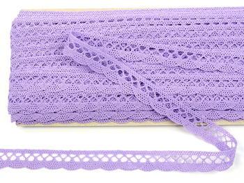 Bobbin lace No. 75428/75099 purple III. | 30 m - 4