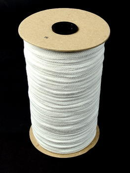 Fine rubber band  75643 white | 300 m - 4