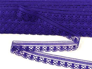 Bobbin lace No. 81017 purple | 30 m - 4