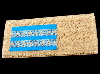 Bobbin lace No. 81050 ecru | 30 m - 4