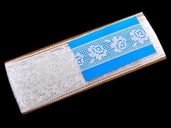 Bobbin insert No. 81075 white | 30 m - 4