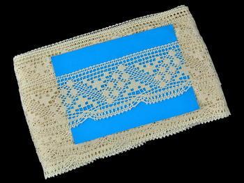 Bobbin lace No. 81232 ecru | 30 m - 4
