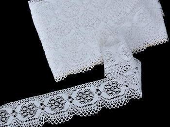 Bobbin lace No. 81831 white | 30 m - 4