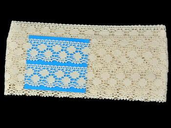Bobbin lace No.  82099 ecru | 30m - 4