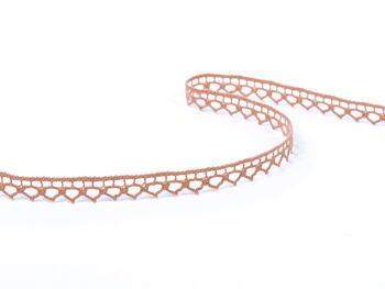 Bobbin lace No. 82195 salmon pink | 30 m - 4