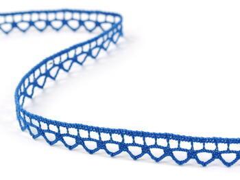 Bobbin lace No. 82195 blue II. | 30 m - 4