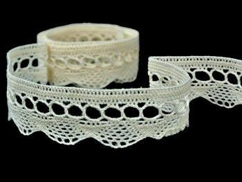Bobbin lace No. 82216 ecru | 30 m - 4