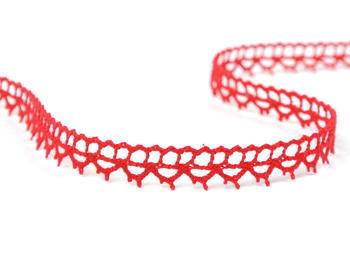 Bobbi lace No. 82226 light red | 30 m - 4