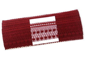 Bobbin lace No. 82240 red bilberry   30 m - 4