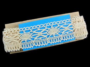 Bobbin lace No. 82335 ecru | 30 m - 4