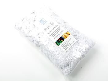 Kreativní balíček - paličkované krajky bílé | 200 g - 5