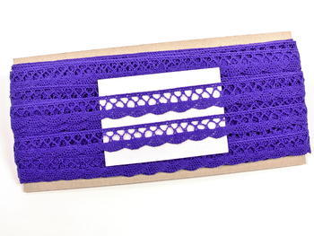 Bobbin lace No. 75428/75099 purple | 30 m - 5