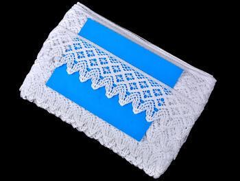 Bobbin lace No. 75234 white | 30 m - 5