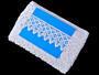 Bobbin lace No. 75234 white | 30 m - 5/5