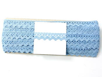 Bobbin lace No. 75259 light blue II. | 30 m - 5