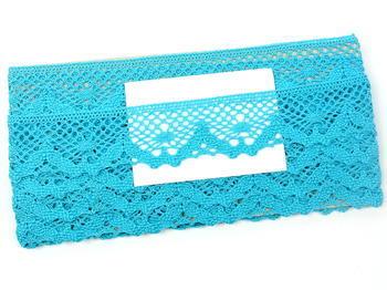 Bobbin lace No. 75261 turquoise | 30 m - 5