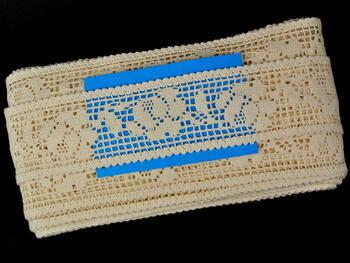 Bobbin lace No. 75269  ecru | 30 m - 5