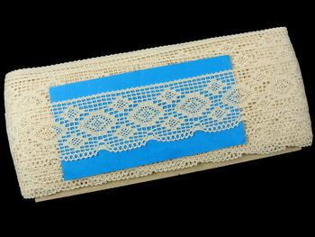 Bobbin lace No. 75332 ecru   30 m - 5