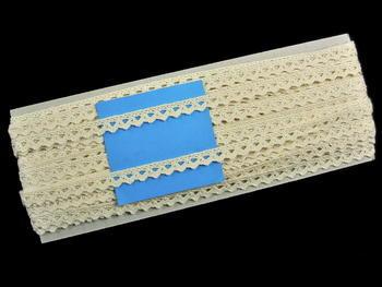 Bobbin lace No. 75361 ecru | 30 m - 5