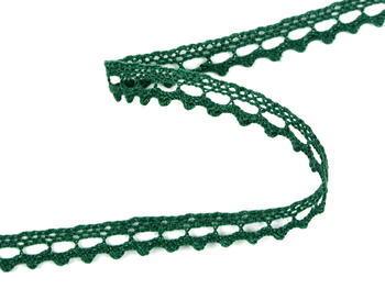 Bobbin lace No. 75397 dark green | 30 m - 5