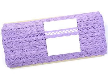 Bobbin lace No. 75428/75099 purple III. | 30 m - 5