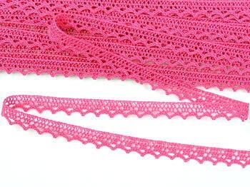 Bobbin lace No. 75633 fuchsia | 30 m - 5